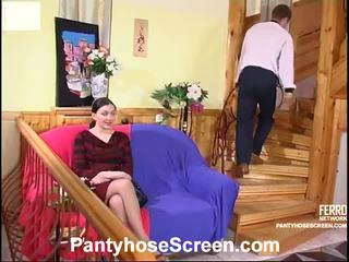 live sex shows, stocking sex