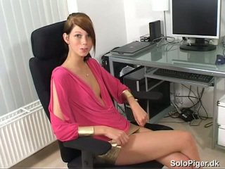 Amatore nga denmark masturbim