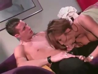 penetrare dublă, sânii mari, pornstars