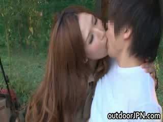 Ai sayama japán guminő has outdoors szex