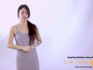 Supermodel culo follada en audición casting