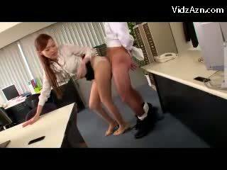 office, secretaries, asian