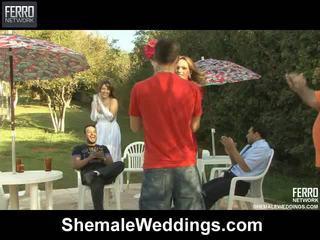 Гаряча леді хлопець weddings мов starring senna, alessandra, patricia_bismarck