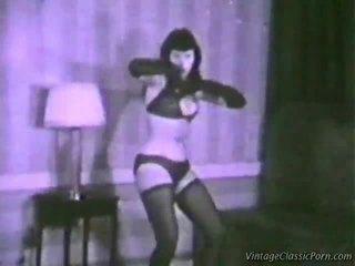 Vintažas erotika dancer