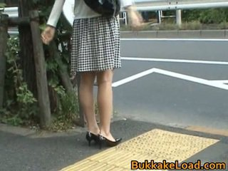 Ładny azjatyckie babes wysoki definicja