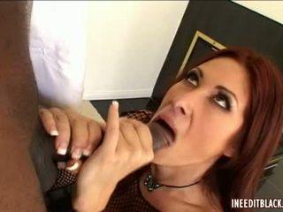 Wang loving madu tiffany mynx enjoys sebuah thick meatpole entering dia pleasant mulut