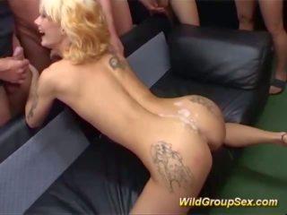 My Moms First Gangbang Orgy, Free Moms Gangbang Porn Video