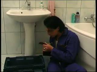 作弊 妻子 下一个 门, 自由 毛茸茸 色情 视频 82