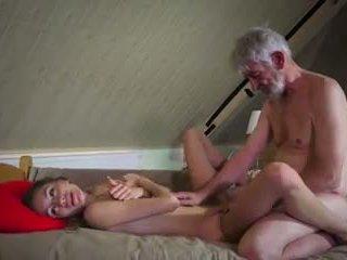 古い と 若い ファック: 古い ファック 若い ポルノの ビデオ 90