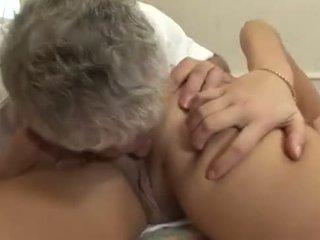 jovem, esperma, prostituta