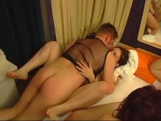 sexo grupal, swingers, alemão