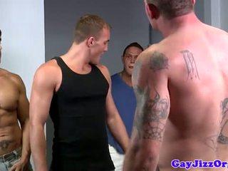 orgias, homosexual, músculo