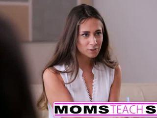 Mamma seduces figlio in difficile veloce cazzo lessons <span class=duration>- 12 min</span>