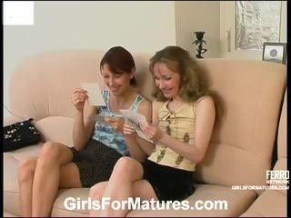 Leila și jennifer fierbinte lesbiene