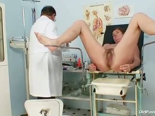 成熟, 医院, gyno exams