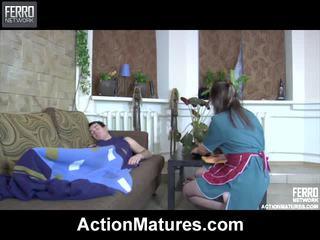 Recopilación de martha, victoria, adam por acción madura