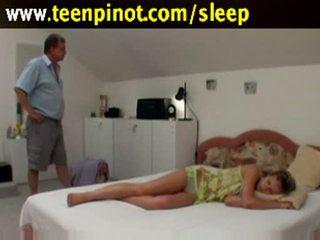 výstrek, babes, sleep