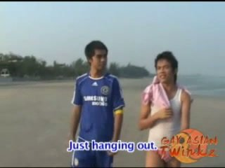 i ndyrë, homoseksual, aziatik