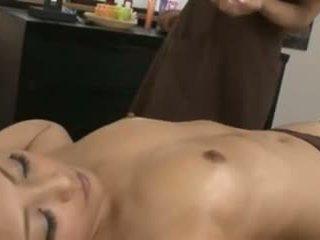 japonijos, lesbiečių, masturbacija