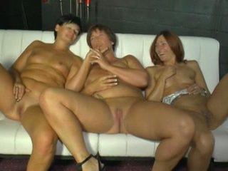 フェラチオ, 集団セックス, レズビアン
