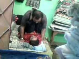 Madura cachonda paquistaní pareja enjoying corto muslim sexo session