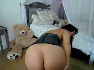 A Teddy Bear a Great Ass and some Nice Titties: Porn ac