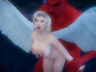 Engelchen lucy: gratis tekenfilm porno video- 9a