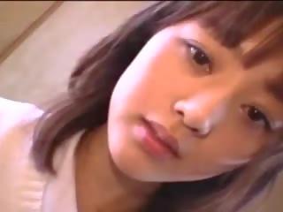 japanisch, sperma im mund, deep throats