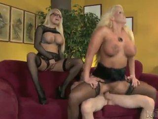 Alura jenson і jacky joy two великий titted blondes having shaged