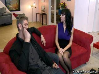 Alia janine порно