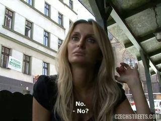 Čeština streets - lucka výstřik video