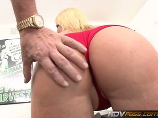 Hdvpass blond mieze flower tucci does anal