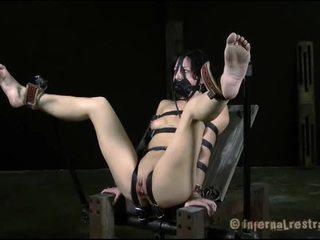 Tortured 在 upside 向下 位置