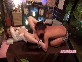 lick, massage, korean