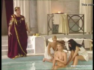 Nero widow katalin e rita faltoyano bathe insieme prima un facciale
