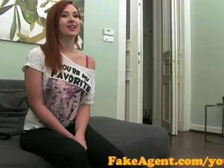 reality, audition, redhead