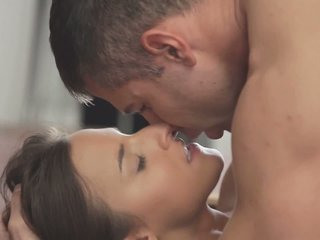 hot brunette, oral sex, great vaginal sex