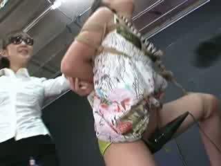 Ayumi gets lié et tortured