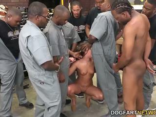 hottest cumshots, interracial i-tsek, gangbang