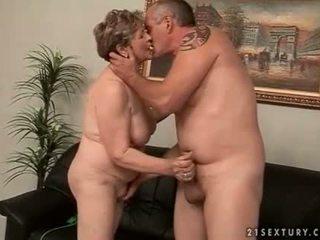 Lusty omas fick zusammenstellung