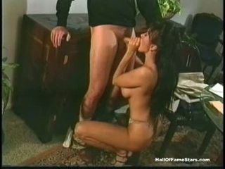 Sexy PornStar Asia CarrEra Takes A Meaty Shaft In That Chapr Mouth Like A Lollipop