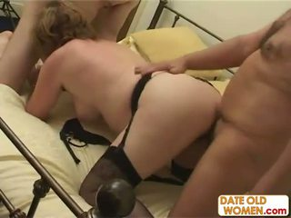 Old grandma pounded and fucked by two old guys by dow50