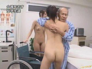 סקס הארדקור, מין קבוצתי, הארדקור סקסי מותק