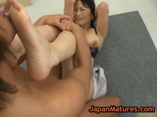 Natsumi kitahara acquires screwed raske