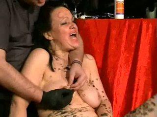 Humiliating oral seks çük