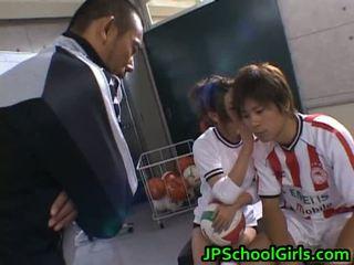Piękne nagi azjaci schoolgirls