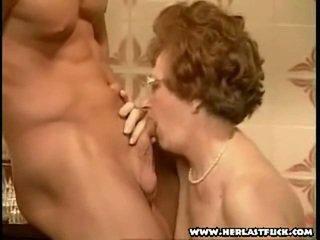 nagymama, nagyi, blowjob