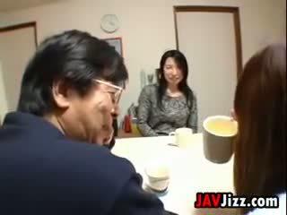 日本, 孩兒, 指法