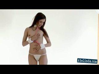 striptease, brunetki