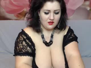 큰 가슴, 뚱보, 웹캠